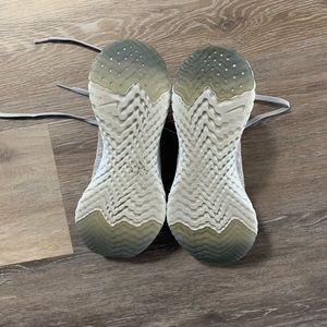 Nike Shoes - Nike React grey shoes